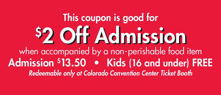 Novi boat show discount coupons
